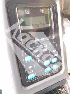 испытания серии коронок ITR UNIK 208-70-14152RCU Komatsu PC400-7